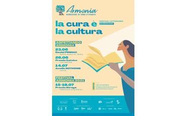 Le date ufficiali della VII edizione del Festival Armonia. Narrazioni in Terra d'Otranto